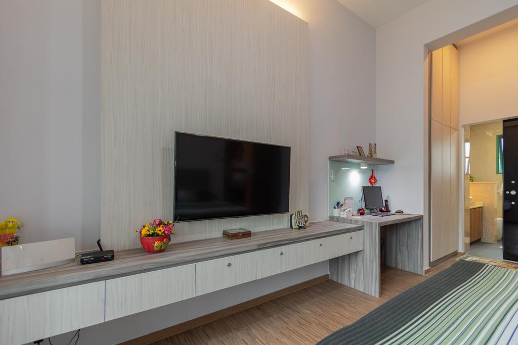 Contemporary, Condo, The Hillside, Interior Designer, Yang's Inspiration Design