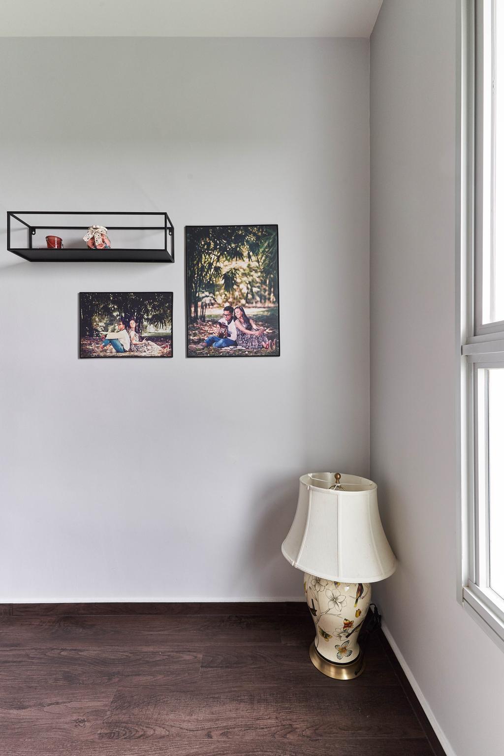Contemporary, HDB, Anchorvale Crescent, Interior Designer, ChanInteriors