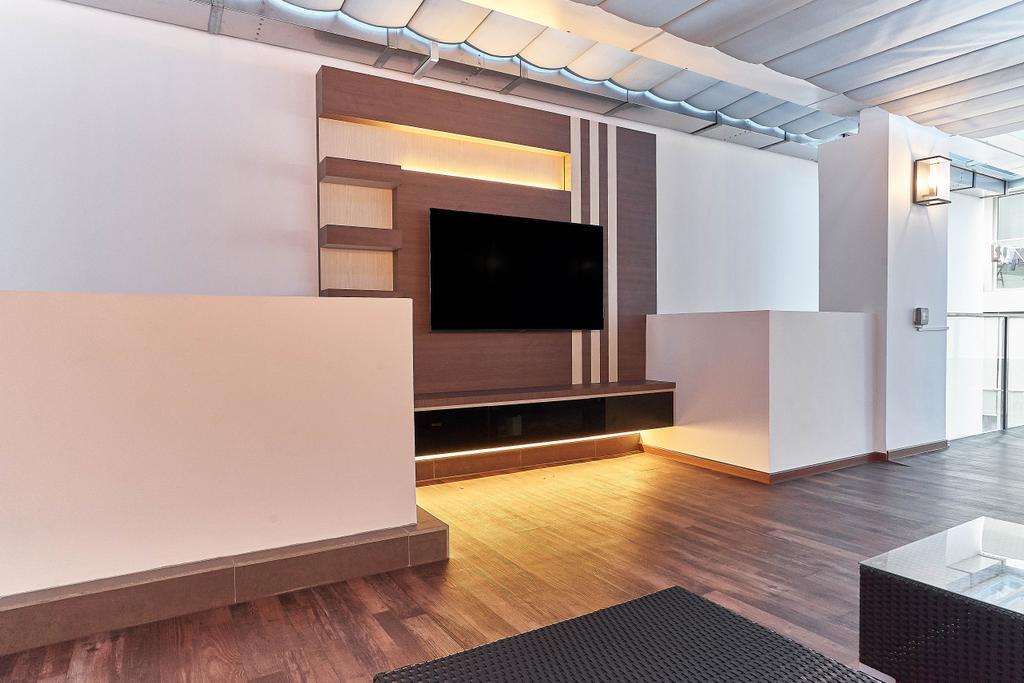 Contemporary, Condo, Eight Riversuites, Interior Designer, Azcendant