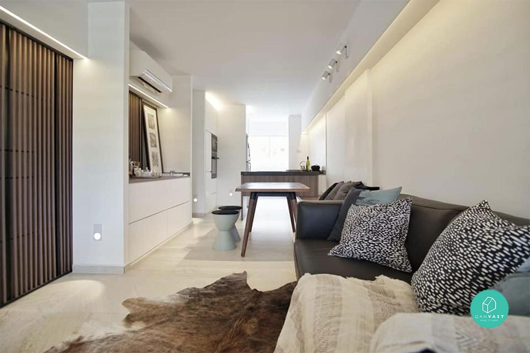 Nifty hacks to a tidy, tiny home