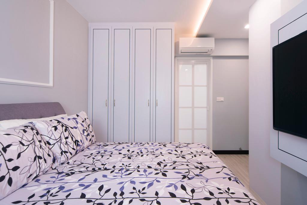Contemporary, HDB, Lorong Limau, Interior Designer, Cozy Ideas Interior Design