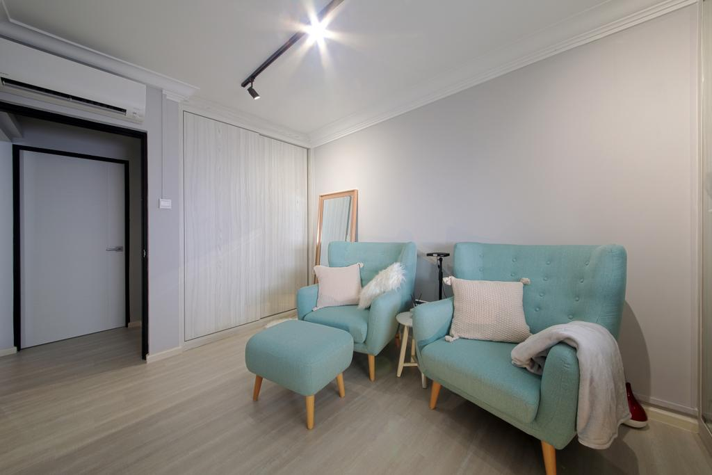 Contemporary, HDB, Bedok North Road, Interior Designer, Dap Atelier