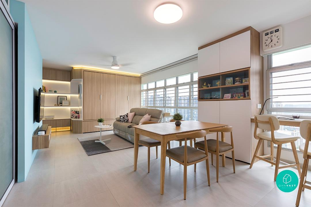 HDB Renovation in Clementi by The Roomakers