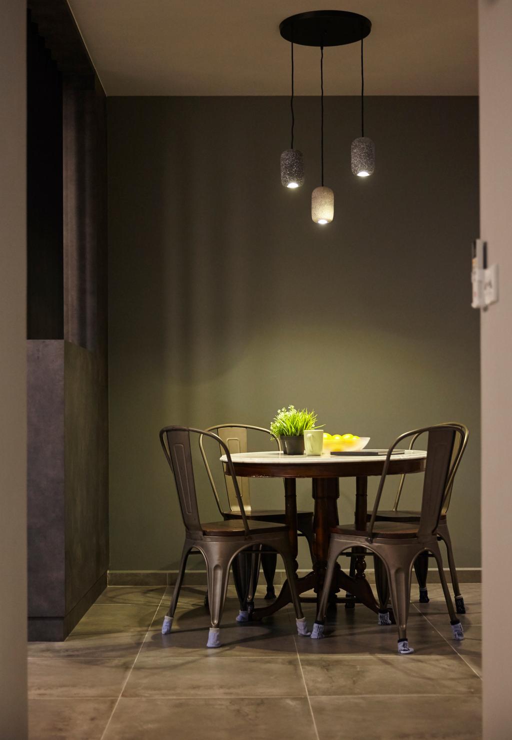 Contemporary, HDB, Dining Room, Henderson Road, Interior Designer, The Interior Lab