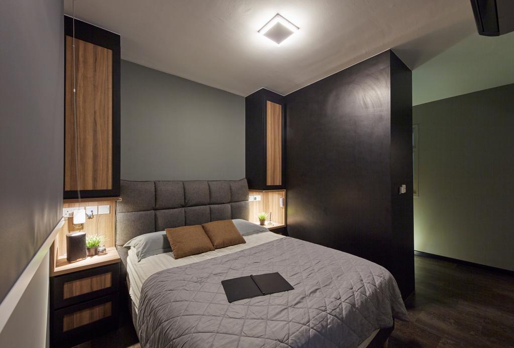 Contemporary, HDB, Bedroom, Henderson Road, Interior Designer, The Interior Lab