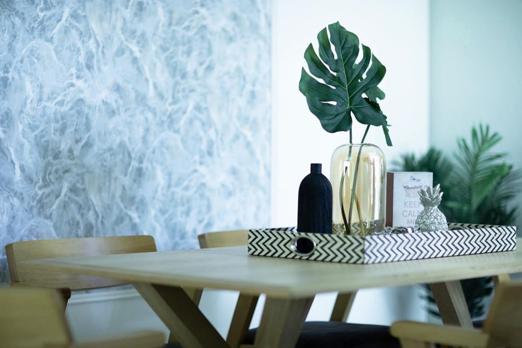 Contemporary, Condo, Dining Room, Waterfall Gardens, Interior Designer, Home Philosophy