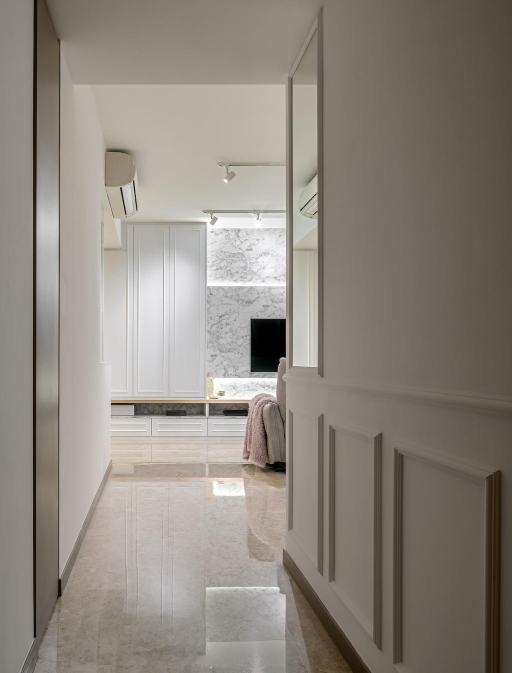 Contemporary, Condo, Riversails, Interior Designer, Weiken.com