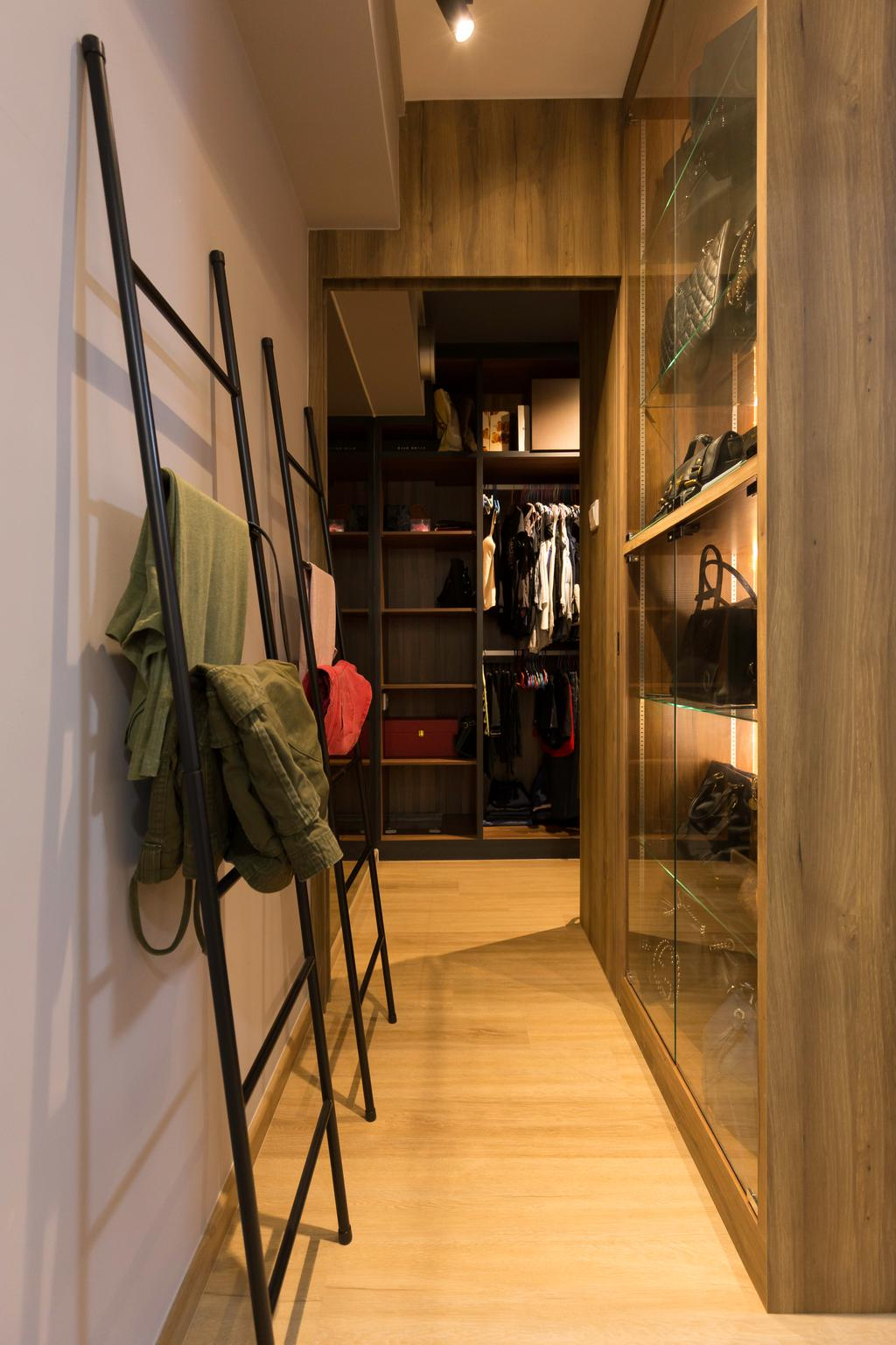 Contemporary, HDB, Choa Chu Kang Avenue 4, Interior Designer, Tab Gallery