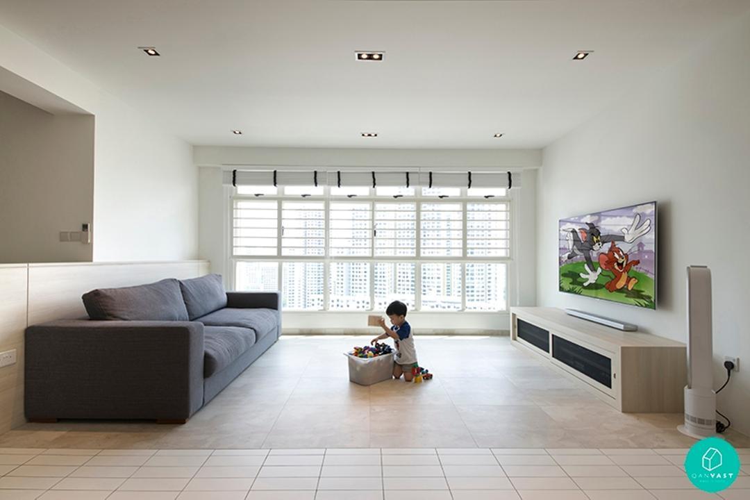 Renovation Journey: A Minimalistic MUJI Home