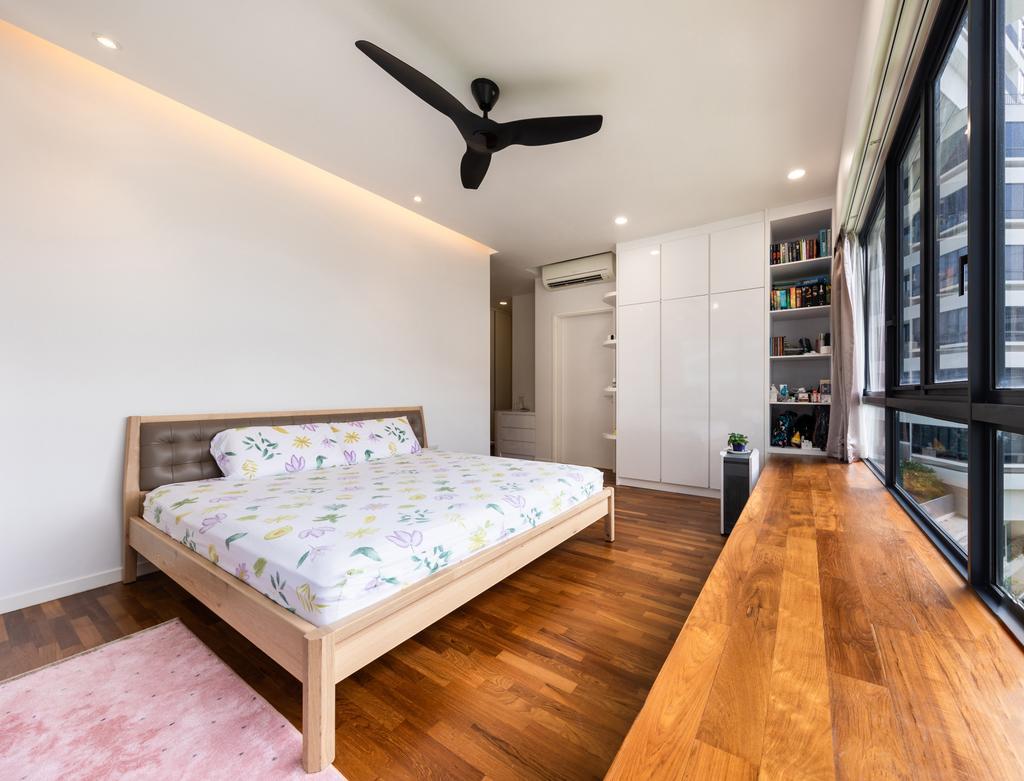 Contemporary, Condo, Bedroom, The Interlace, Interior Designer, NID Design Group