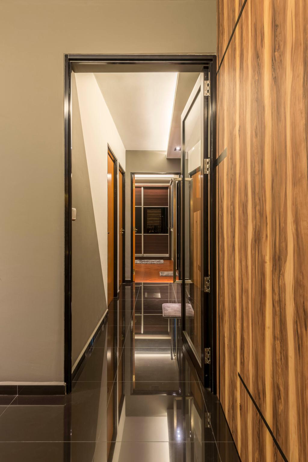 Contemporary, HDB, Yishun Avenue 1, Interior Designer, NID Design Group