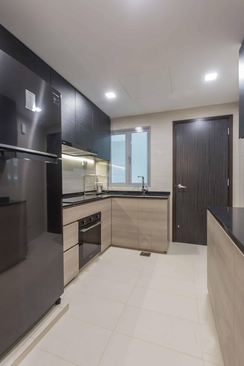 Contemporary, Condo, Kitchen, The Alcove, Interior Designer, NID Design Group