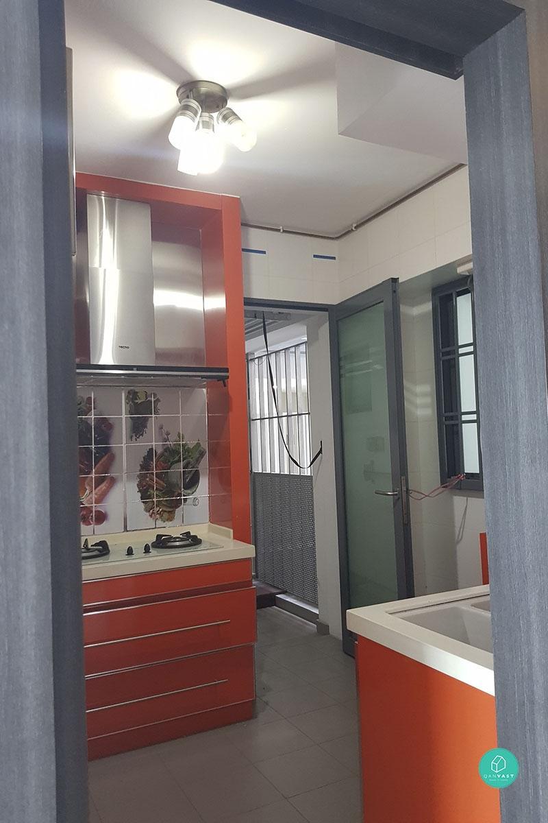 Resale HDB renovation in Pinnacle @ Duxton