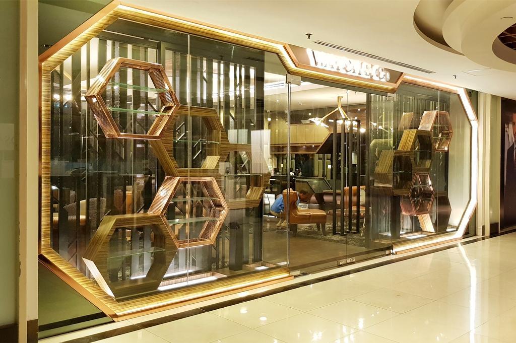 Bangsar, Commercial, Interior Designer, The Arch