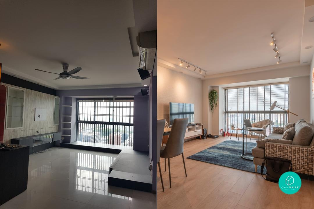 Behind the Cosy Makeover of a Once-Tacky Flat in Cantonment