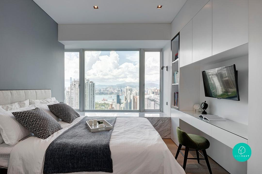 Timeless Looking Homes in HK