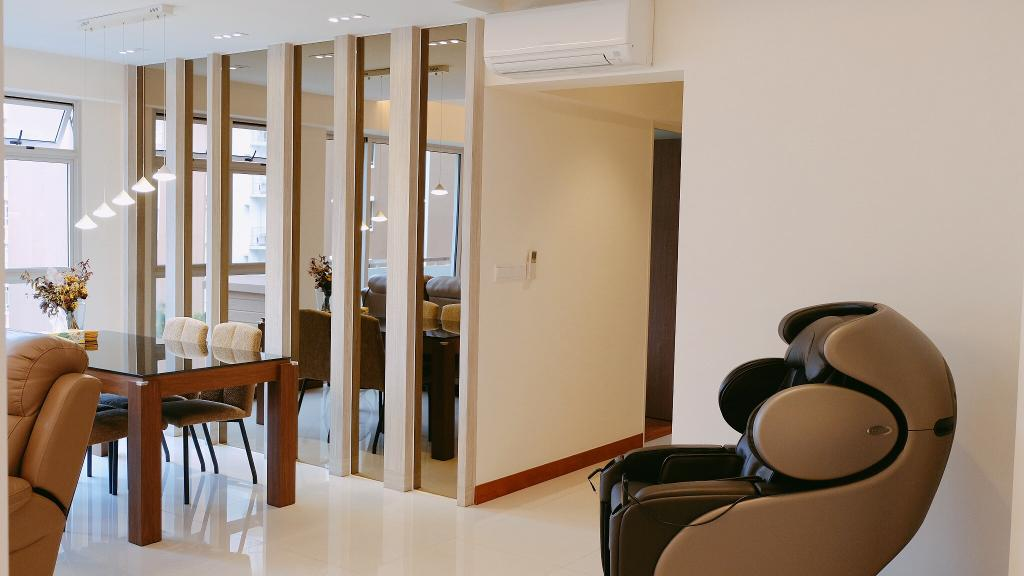 Contemporary, HDB, Dining Room, Punggol Drive, Interior Designer, Concept WX