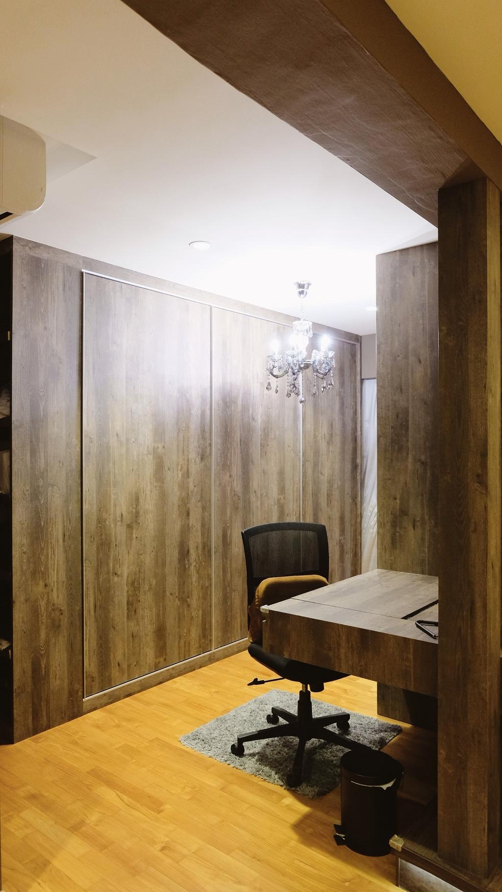 Contemporary, HDB, Punggol Drive, Interior Designer, Concept WX