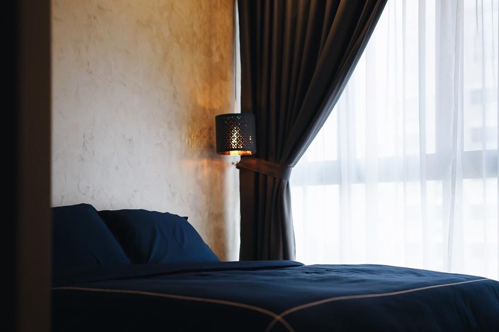 Contemporary, Condo, Bedroom, Yishun Street 51, Interior Designer, Authors • Interior & Styling