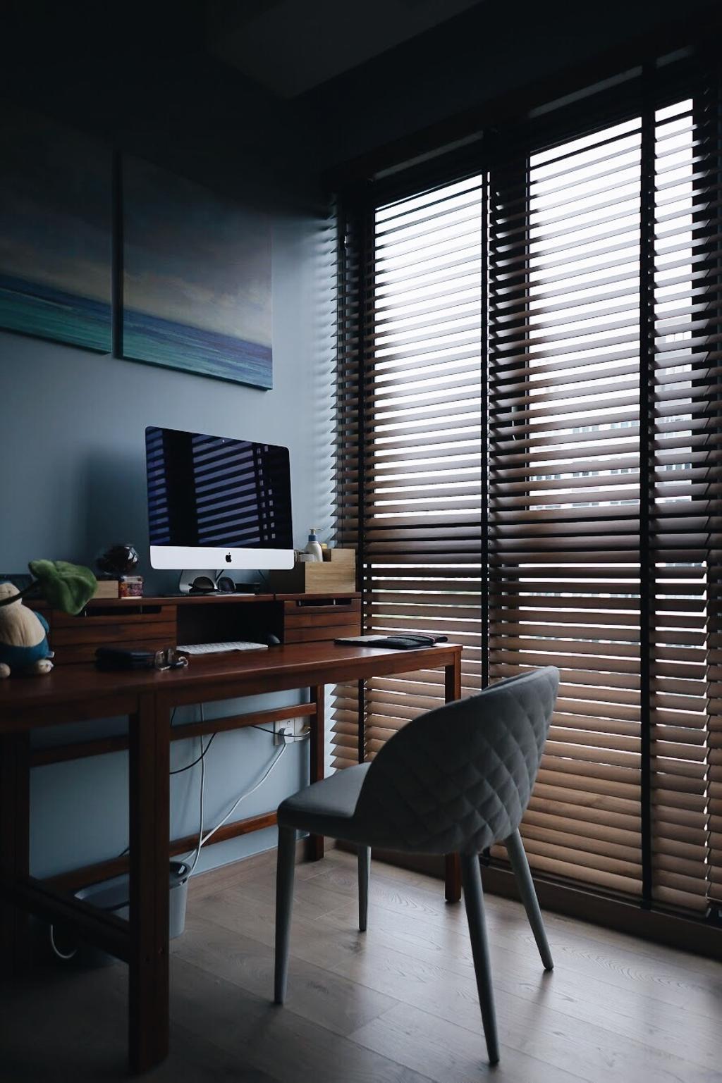 Contemporary, Condo, Study, Yishun Street 51, Interior Designer, Authors • Interior & Styling