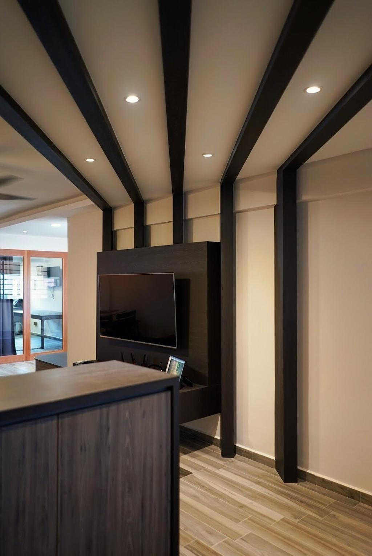 Contemporary, HDB, Potong Pasir Avenue 1, Interior Designer, Authors • Interior & Styling
