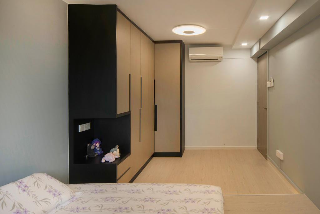 Contemporary, HDB, Bedroom, Telok Blangah, Interior Designer, Great Oasis Interior Design