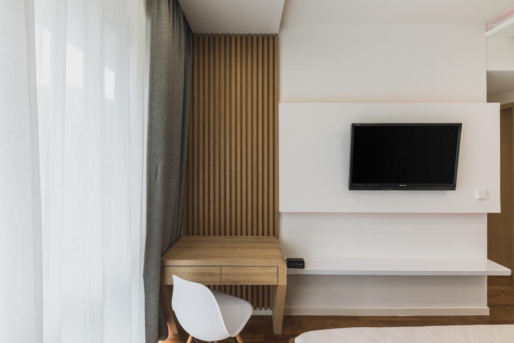 Contemporary, Condo, Bedroom, Boathouse Residence, Interior Designer, ECasa Studio