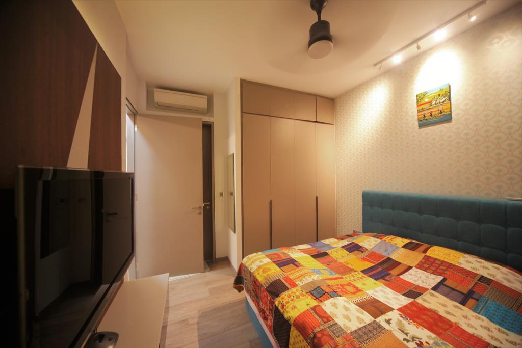 Transitional, Condo, Bedroom, The Venue Residences, Interior Designer, Interior Diary
