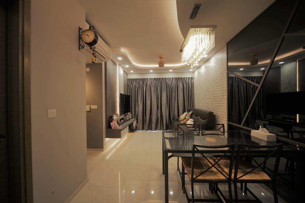 Contemporary, Condo, Dining Room, The Terrace, Interior Designer, Interior Diary