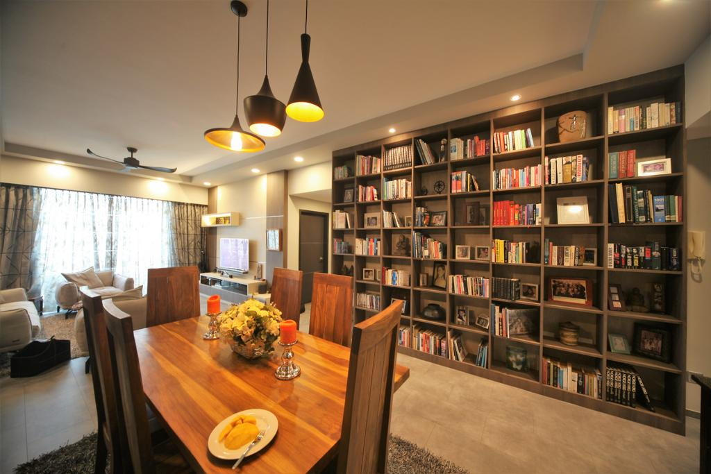 Contemporary, Condo, Dining Room, Aspen Heights, Interior Designer, Interior Diary, Eclectic