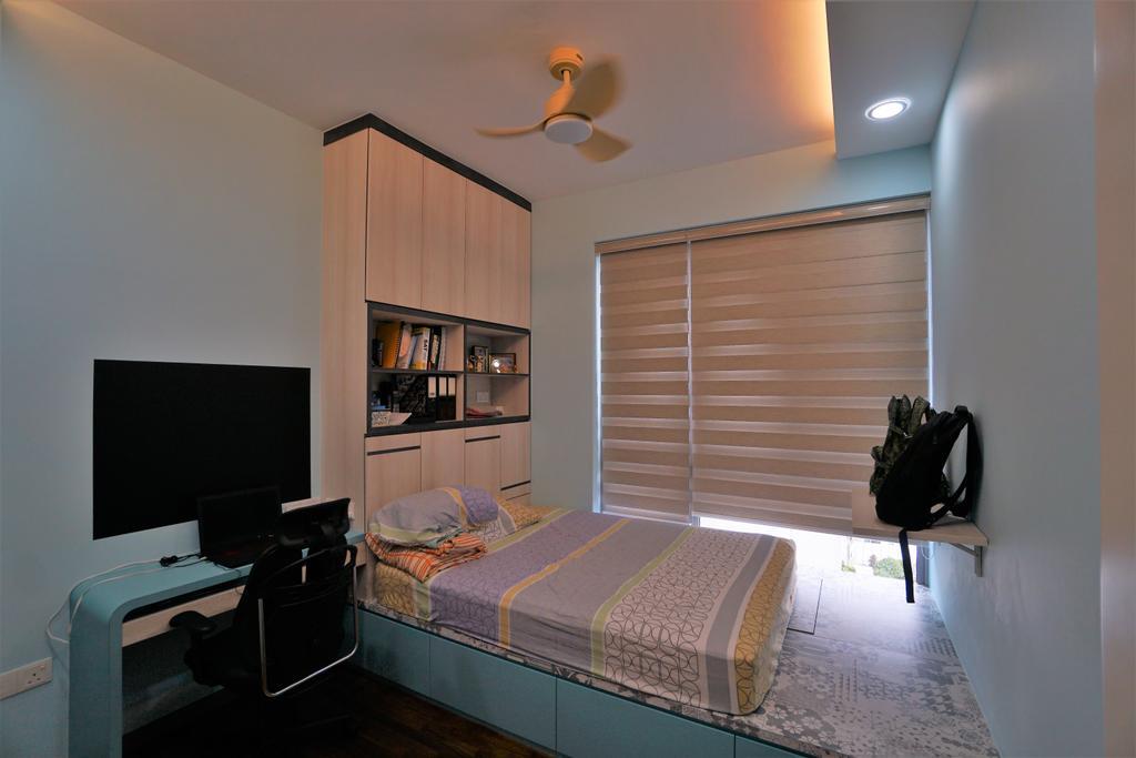 Contemporary, Condo, Bedok Residences, Interior Designer, Interior Diary