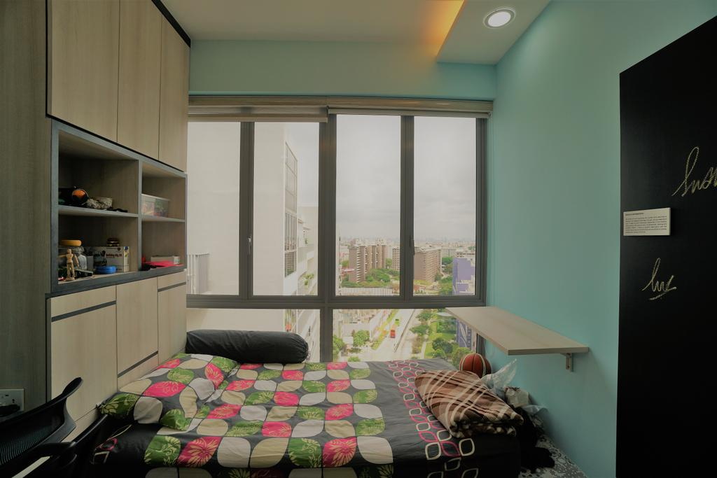 Contemporary, Condo, Bedroom, Bedok Residences, Interior Designer, Interior Diary