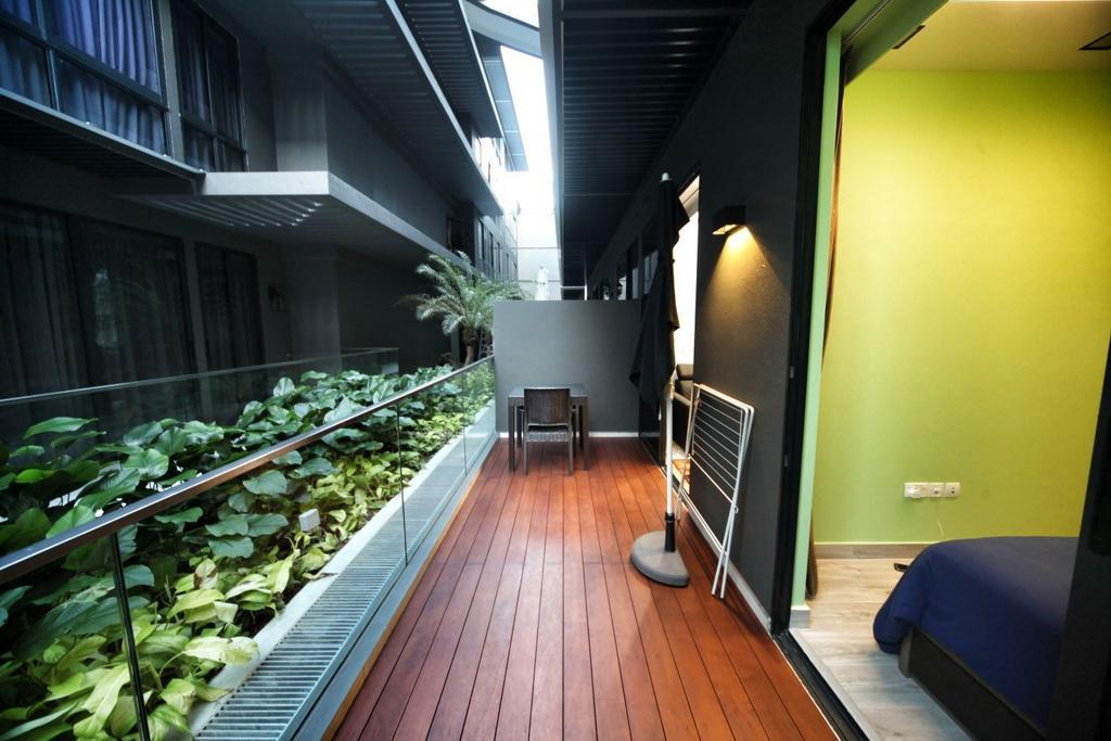 Contemporary, Condo, Balcony, Guillemard Suites, Interior Designer, Interior Diary