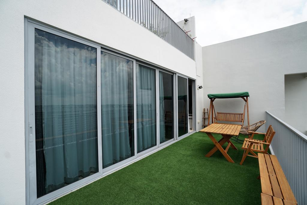 Contemporary, Condo, Balcony, Bedok Residences, Interior Designer, Interior Diary