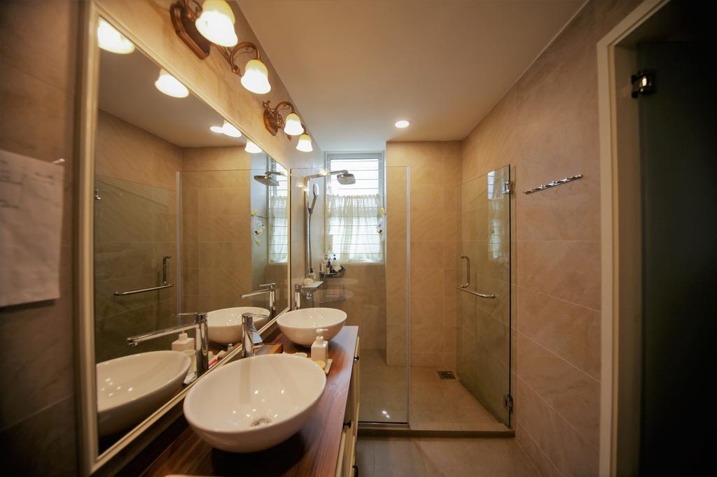 Contemporary, Condo, Bathroom, Balmoral, Interior Designer, Interior Diary
