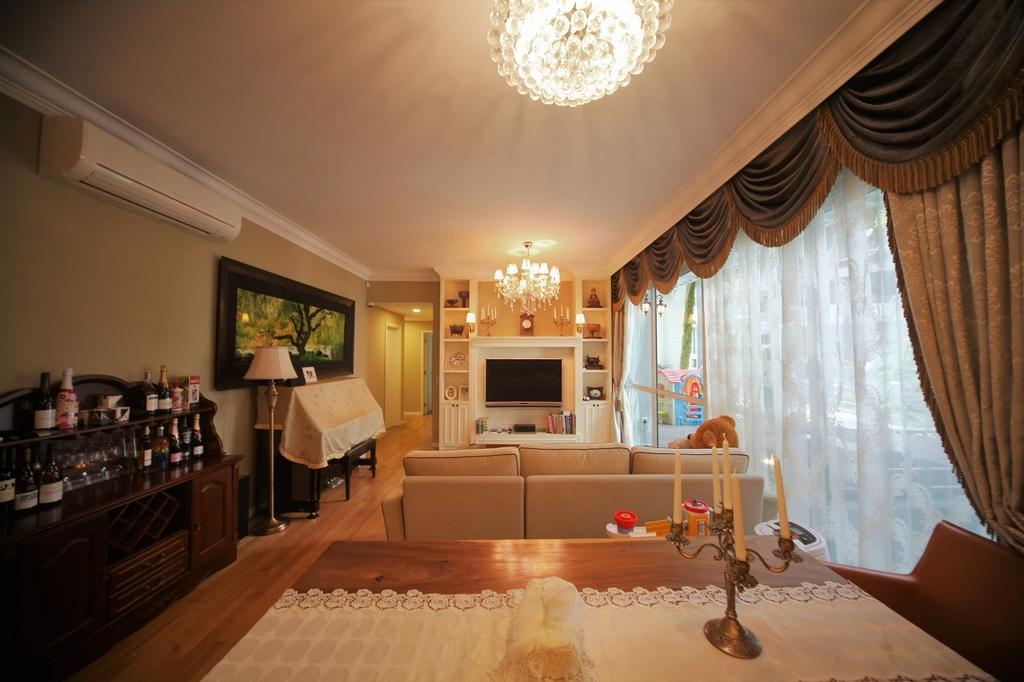 Contemporary, Condo, Living Room, Balmoral, Interior Designer, Interior Diary