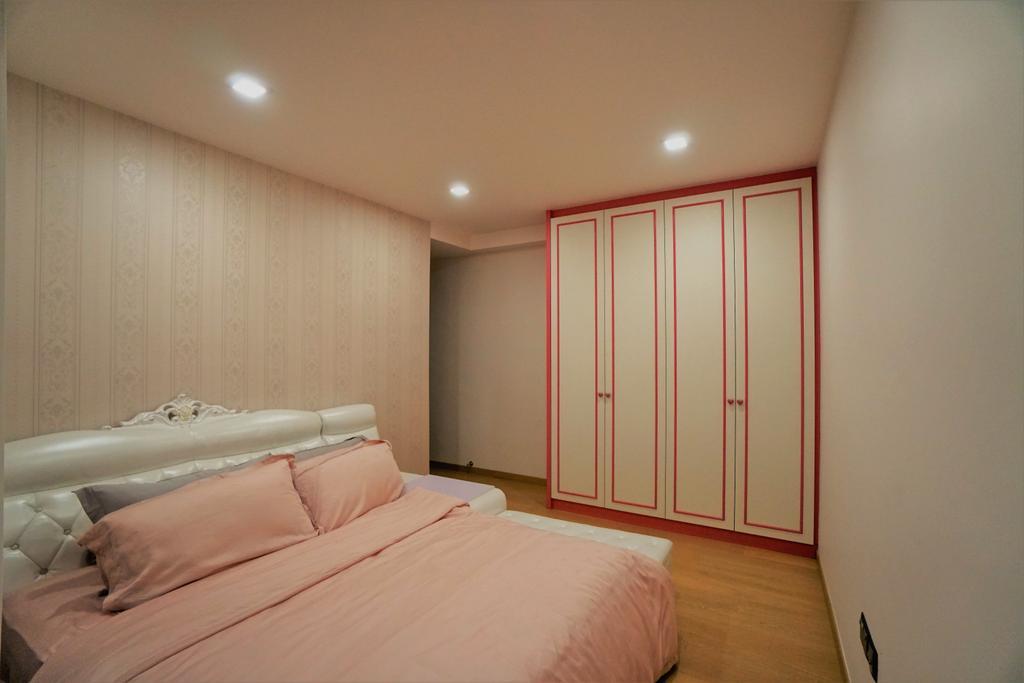 Contemporary, Landed, Bedroom, Serangoon, Interior Designer, Interior Diary