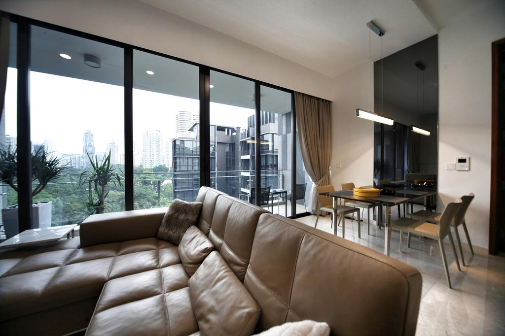 Contemporary, Condo, One Balmoral, Interior Designer, Interior Diary