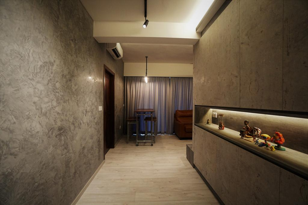 Contemporary, Condo, Lorong M @ Telok Kurau, Interior Designer, Interior Diary