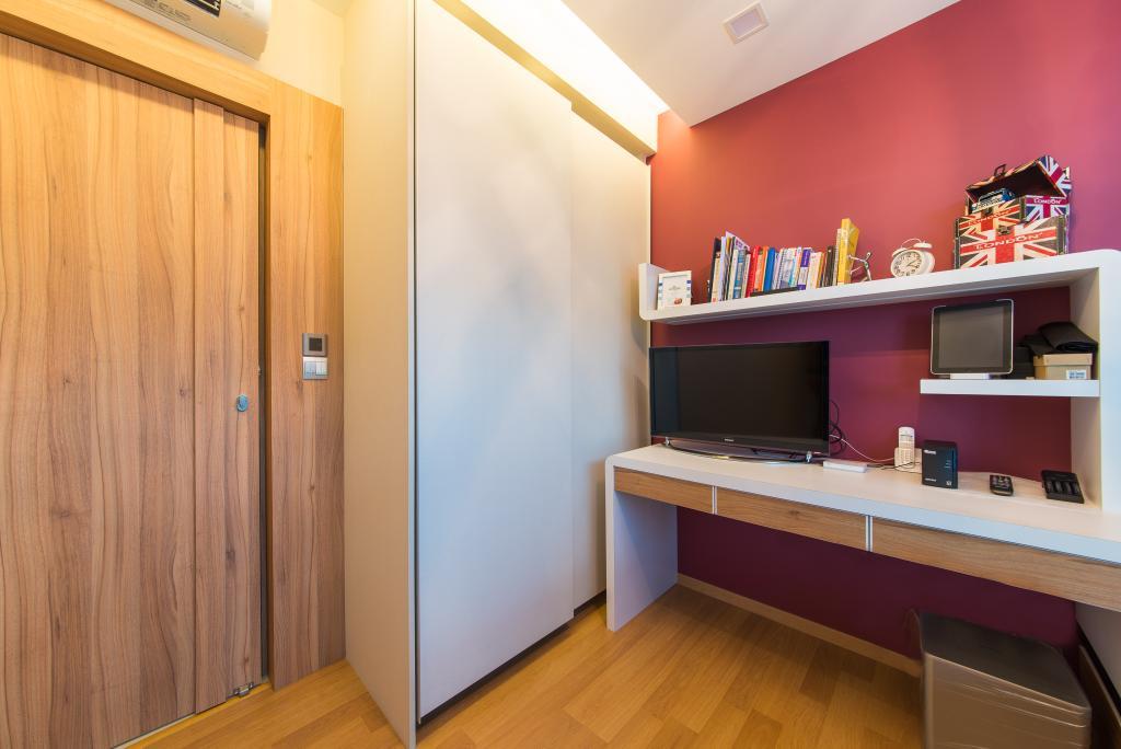 Contemporary, Condo, Study, Prive Condo, Interior Designer, Z House Interior Design