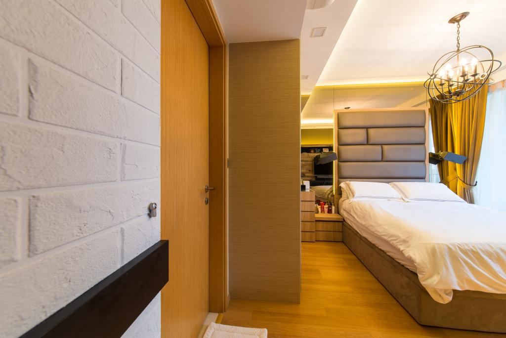 Contemporary, Condo, Bedroom, Prive Condo, Interior Designer, Z House Interior Design