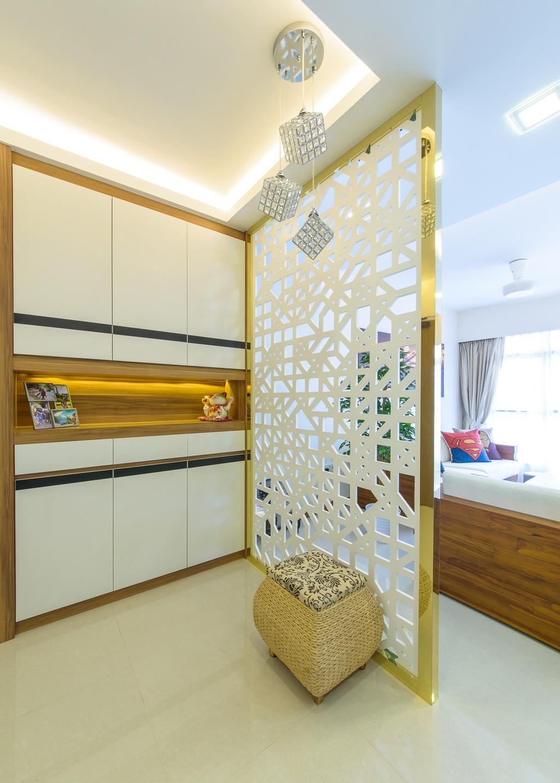 Contemporary, HDB, Punggol Drive, Interior Designer, Z House Interior Design