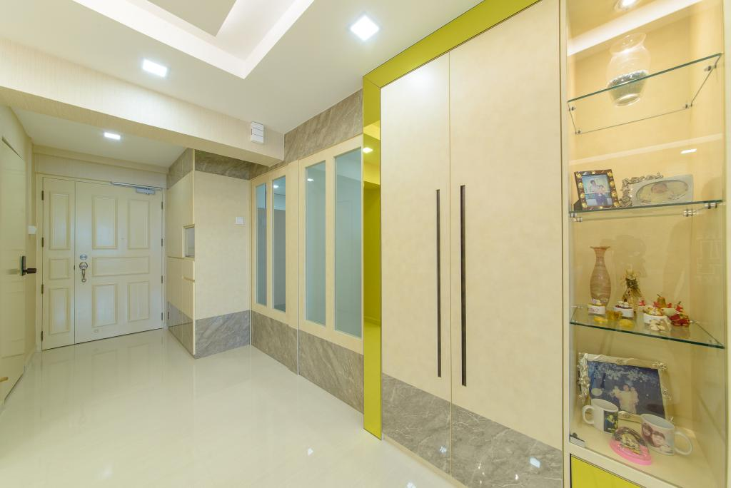 Contemporary, HDB, Living Room, Woodlands Drive 16, Interior Designer, Z House Interior Design, Modern
