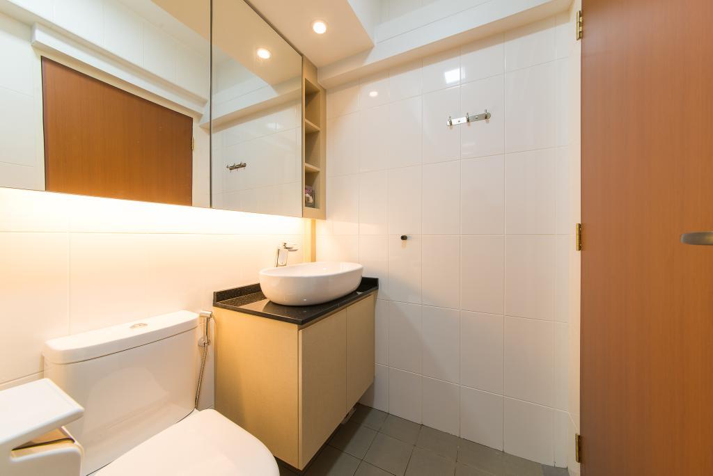 Contemporary, HDB, Bathroom, Yishun Street 51, Interior Designer, Z House Interior Design