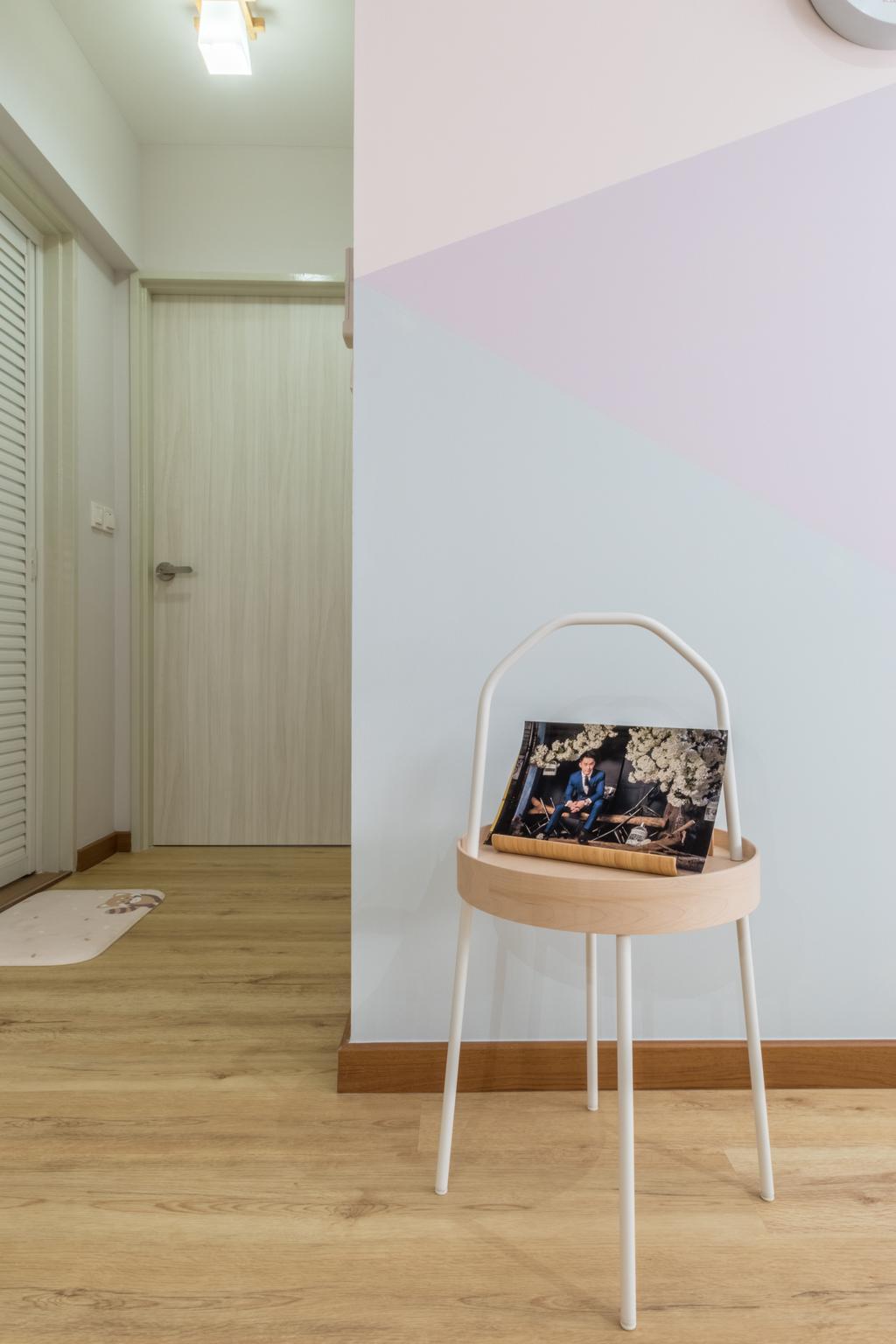 Contemporary, HDB, Bukit Batok West Avenue 8, Interior Designer, Space Atelier