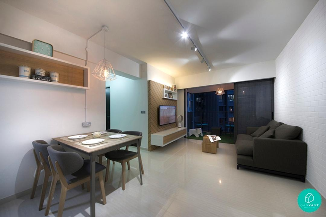 7 Home Designs That Are Simple, Clean and Uncluttered