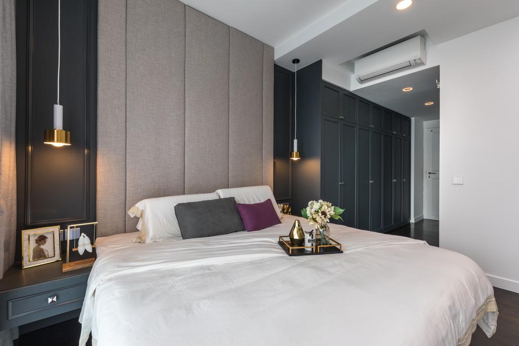Contemporary, Condo, Bedroom, Gardenvista, Interior Designer, Space Define Interior
