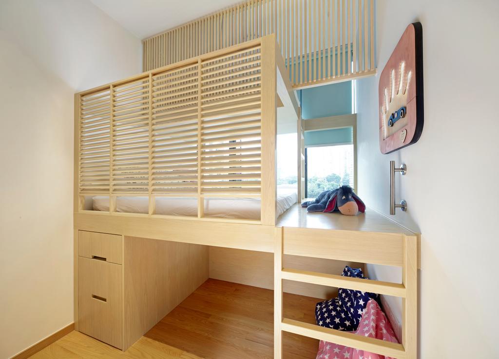 Contemporary, Condo, Bedroom, Balmoral, Interior Designer, Para.graph, Kids Room, Carpentry