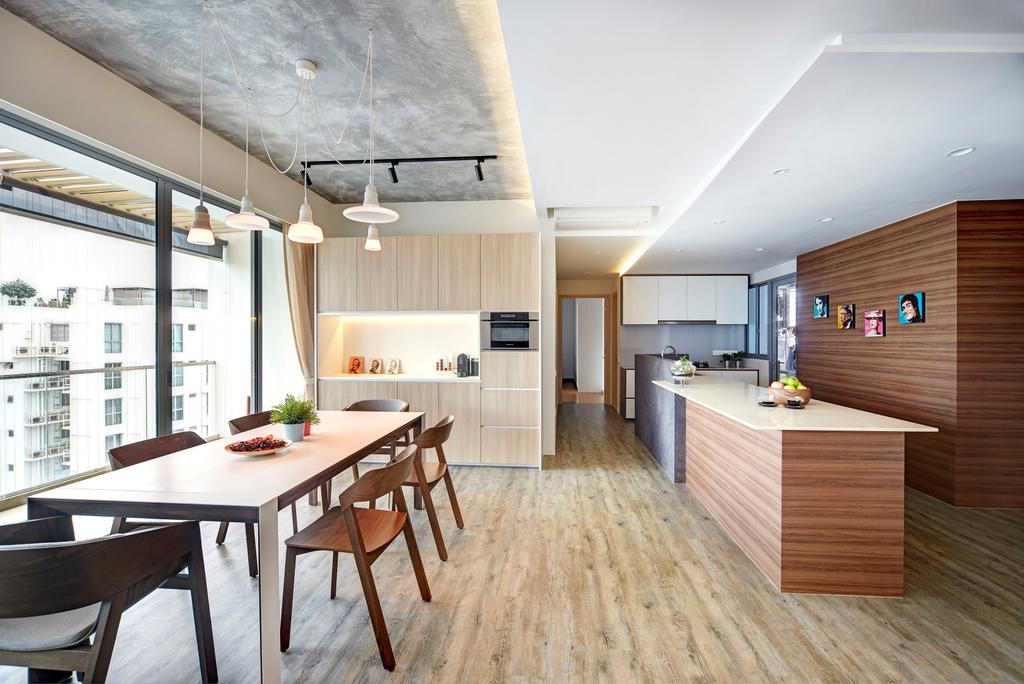 Contemporary, Condo, Treasure Trove, Interior Designer, Para.graph, Modern
