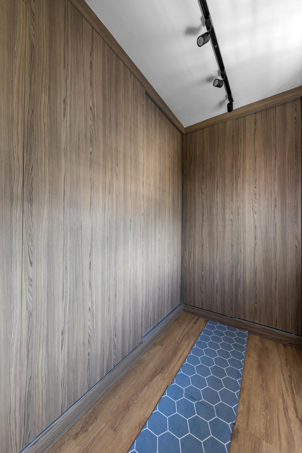 Contemporary, HDB, Choa Chu Kang Central, Interior Designer, Laurus Design